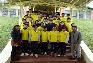 Đón tiếp học sinh các trường THCS tới tham quan và định hướng nghề nghiệp