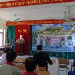 Công ty CP phát triển Quốc tế Sao Khuê và Học viện công nghệ Lee Ming – Đài Loan làm việc với trường