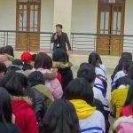 Quán triệt học sinh, sinh viên trước nghỉ tết Nguyên đán Kỷ hợi năm 2019