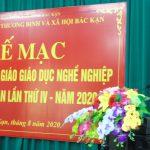 Bế mạc Hội giảng nhà giáo giáo dục nghề nghiệp tỉnh Bắc Kạn lần thứ IV