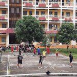 Đoàn viên thanh niên Trường Cao đẳng Bắc Kạn với phong trào  hoạt động thể dục thể thao